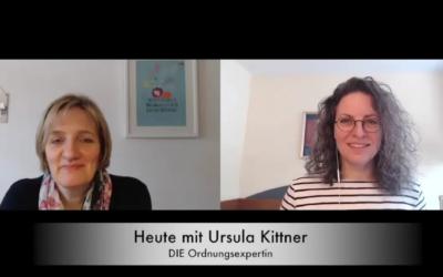 Businesstalk mit Ursula Kittner
