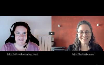 Bettinas Business Talk: heute mit Silke Schönweger, Pinterest Expertin