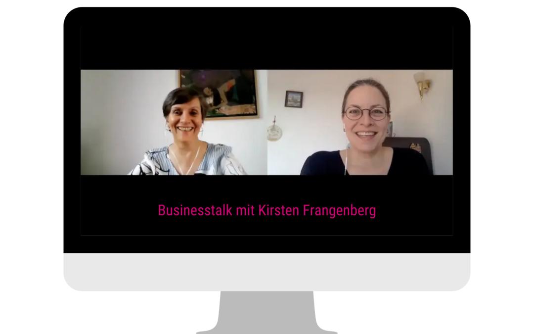 Interview mit Kirsten Frangenberg